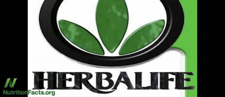 Herbalife® Supplement Liver Toxicity