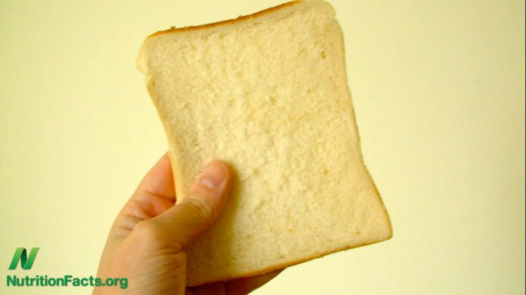 Is White Bread Good for You?