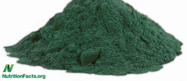 Update on Spirulina
