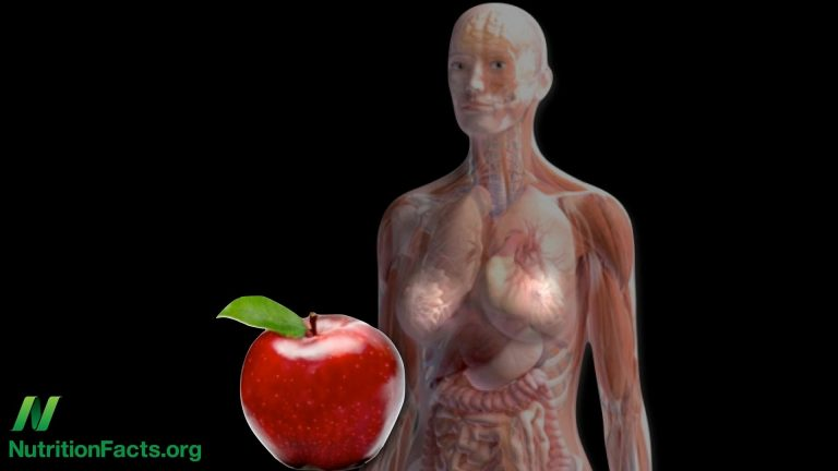 Apples & Breast Cancer