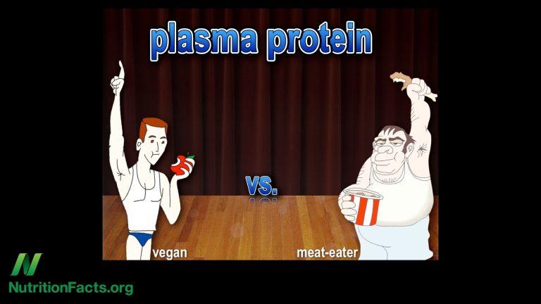 Vegan Protein Status