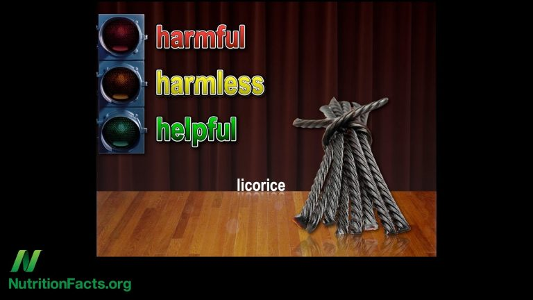 Is Licorice Good For You?