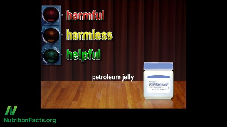 NF-Is Petroleum Jelly Good For You?