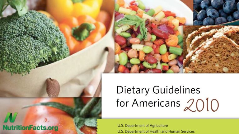 Dietary Guidelines- Corporate Guidance