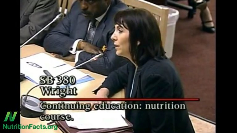 NF-Medical associations oppose bill to mandate nutrition training