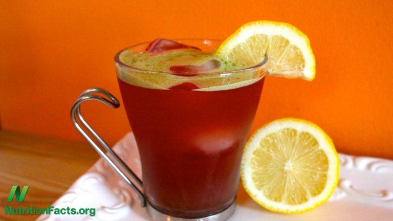 Better Than Green Tea?