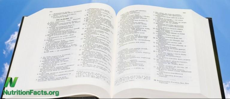 Tightening the Bible Belt