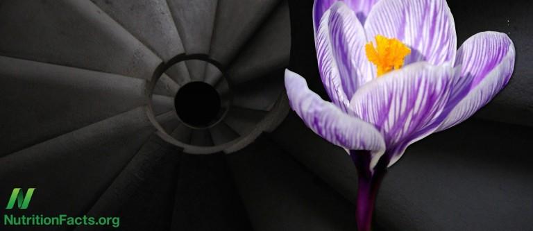 Saffron vs. Prozac