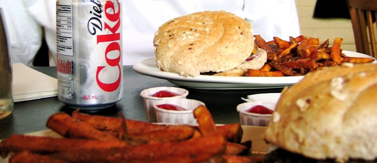 How diet soda could make us gain weight.012