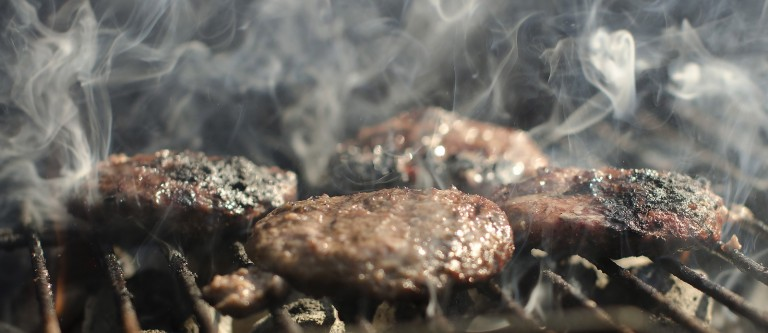 NF-Feb1 Meat Fumes: Dietary Secondhand Smoke