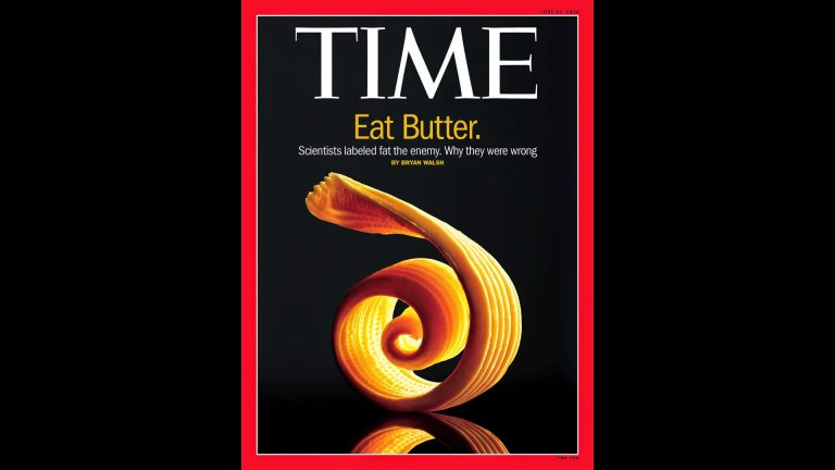 The Saturated Fat Studies- Buttering Up the Public