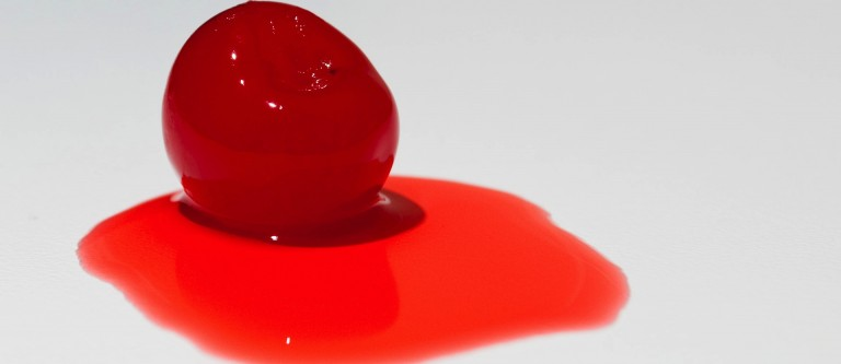 Seeing Red No. 3: Coloring to Dye For
