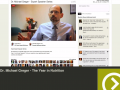 Rouxbe's Live Presentation with Dr. Greger