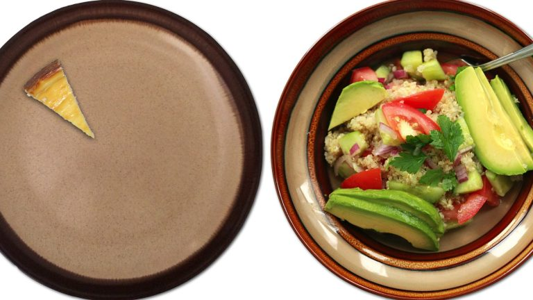 Caloric Restriction vs. Plant-Based Diets