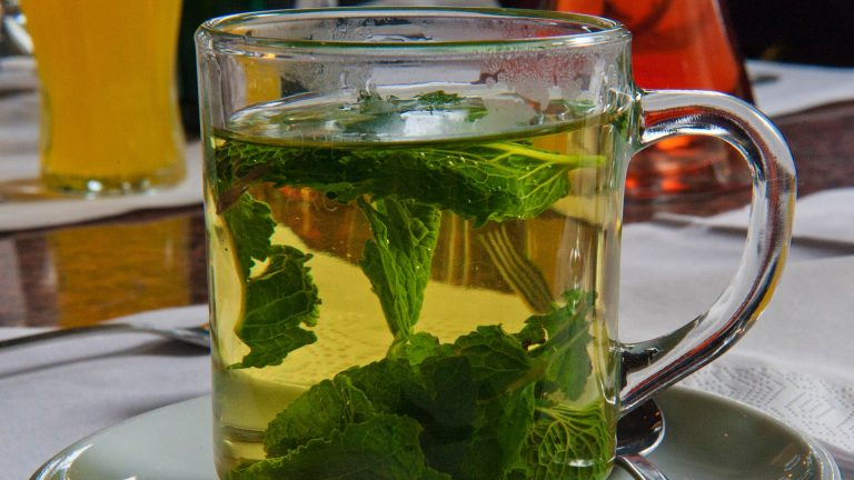 P Grant. Spearmint herbal tea has significant anti-androgen effects in polycystic ovarian syndrome. A randomized controlled trial. Phytother Res. 2010 Feb;24(2):186-8.