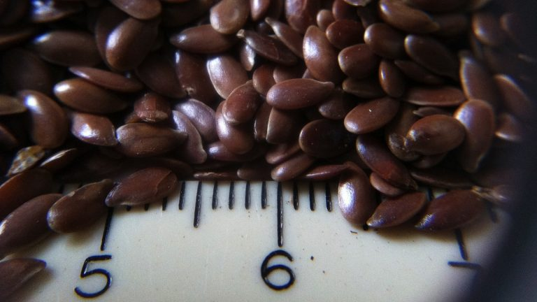 Flax Seeds for Hypertension
