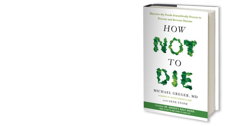 How Not to Die Launch Cover