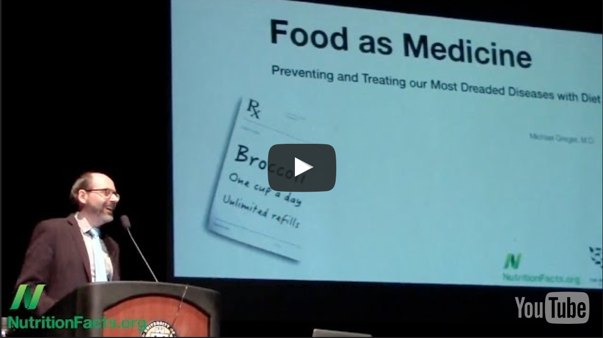 Food as Medicine - Preventing and Treating the Most Dreaded Diseases with Diet