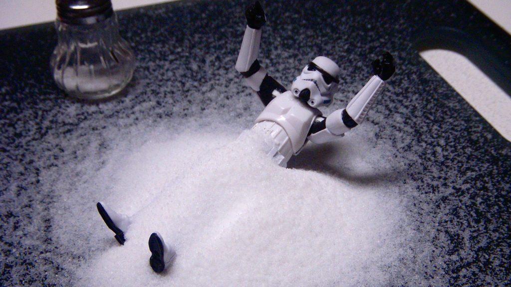 3. Sodium Skeptics Try to Shake Up the Salt Debate
